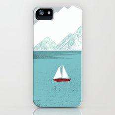 Dawn Treader iPhone (5, 5s) Slim Case