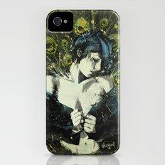 Black Pea Slim Case iPhone (4, 4s)