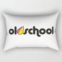 OLDSCHOOL v2 HQvector Rectangular Pillow