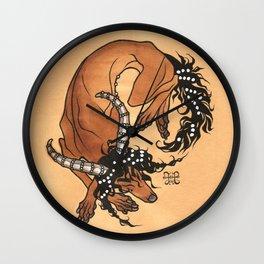 Akkadian Dream Wall Clock