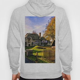 Almonry in Autumn Hoody