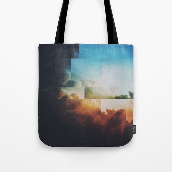 Fractions A41 Tote Bag