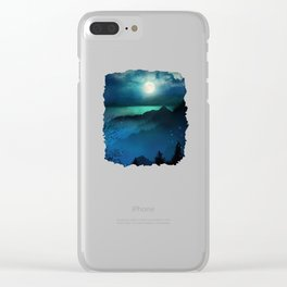 Wish You Were Here (Chapter V) Clear iPhone Case