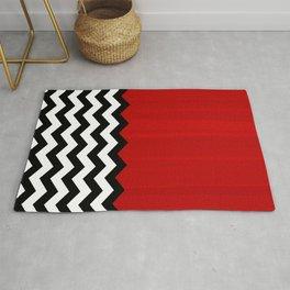 Twin Peaks - The Red Room Rug