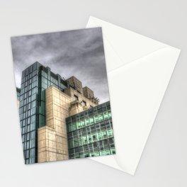 Secret Building Stationery Cards