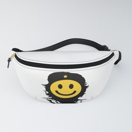 Smiley Che Fanny Pack