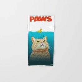 Paws! Hand & Bath Towel