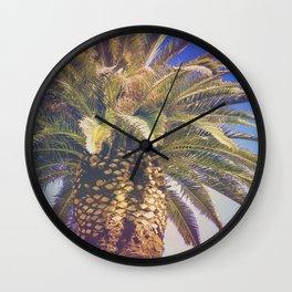 Beautiful Sin City Wall Clock