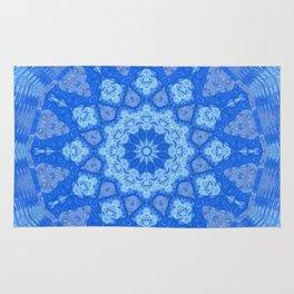 Fractal Carpet Mandala 43 Rug