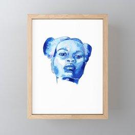 MARY Framed Mini Art Print