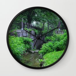 Spring Edition Wall Clock