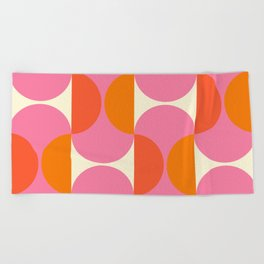 Capsule Sixties Beach Towel