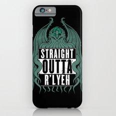Straight Outta R'lyeh iPhone 6s Slim Case
