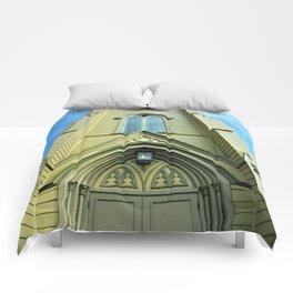 Up the Bellfry Comforters