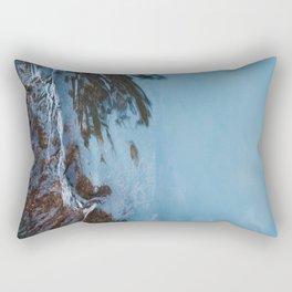 Cold Flow Rectangular Pillow
