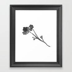 cerezo Framed Art Print
