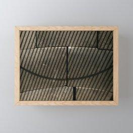 grill Framed Mini Art Print