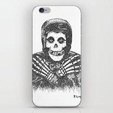 Crimson Ghost iPhone & iPod Skin