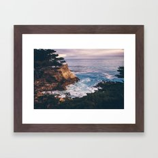 Carmel California Framed Art Print