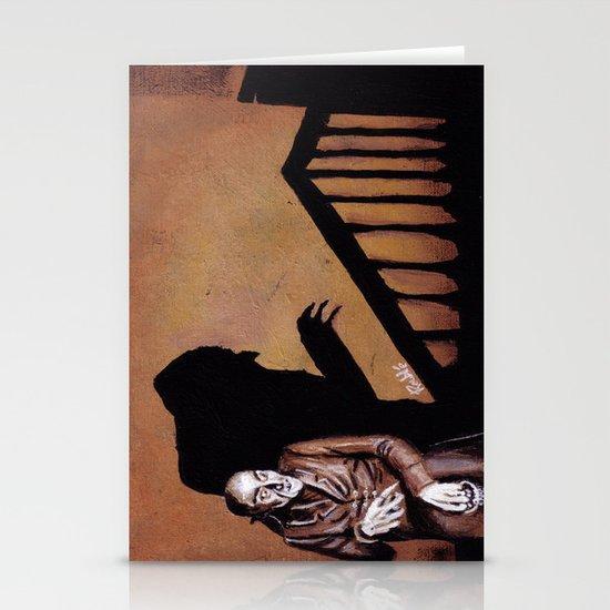 Nosferatu - A Symphony of HORROR! Stationery Cards