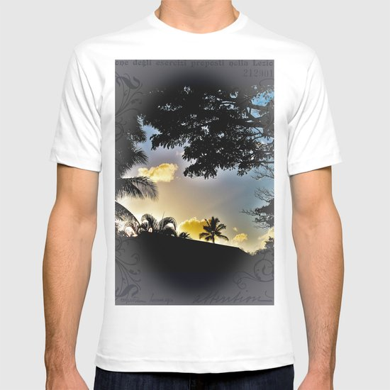 Sillouette Sky T-shirt
