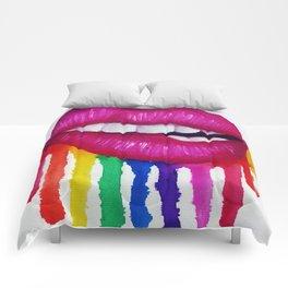 Taste the Rainbow Comforters