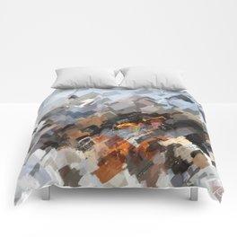 Eloquent Terrain Comforters