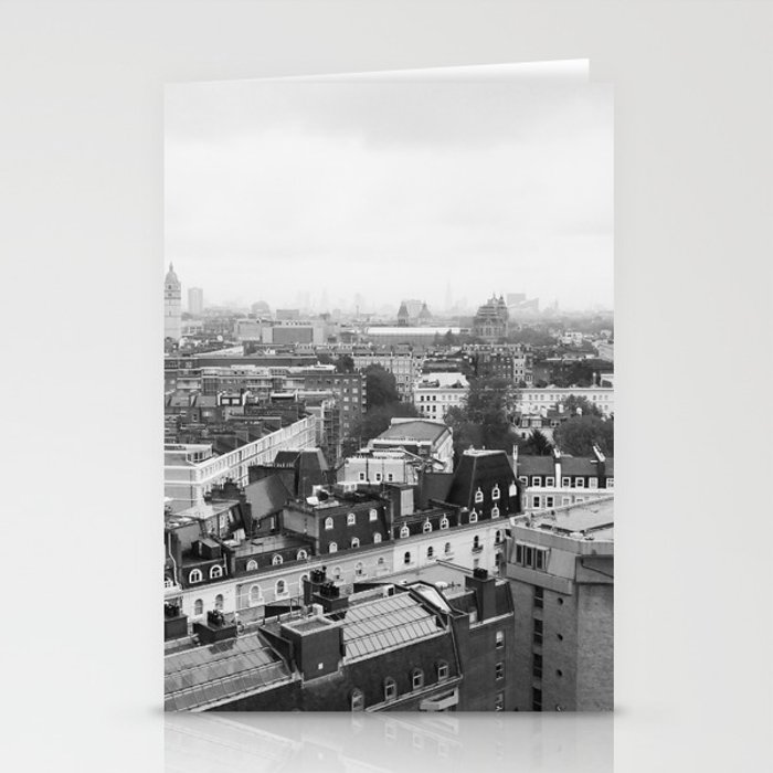 View from the west Stationery Cards