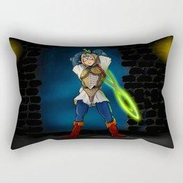 A Link to the Oni Rectangular Pillow