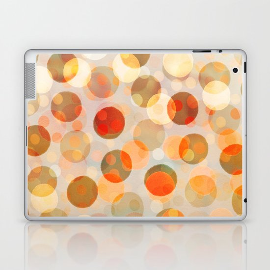 GOLDEN DAYS OF SUMMER Laptop & iPad Skin