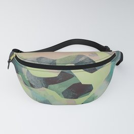Camouflage X Fanny Pack