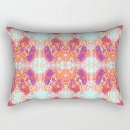 Kaleidoscopic Beetles Rectangular Pillow