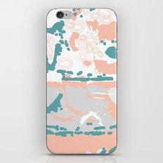 Pastel Pom Pom iPhone & iPod Skin