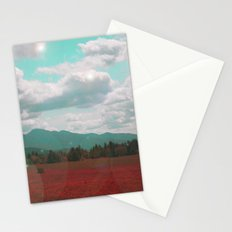 Red Ash Stationery Cards