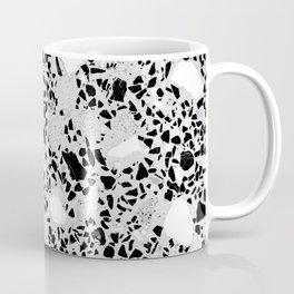 Real Terrazzo Stone Marble Concrete Mix Pattern Coffee Mug