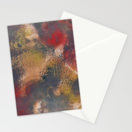 Abstract No. 780 Stationery Cards