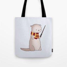 Harry Pawter Tote Bag