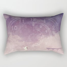 Time Portal Rectangular Pillow