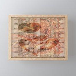 Djedefre Framed Mini Art Print