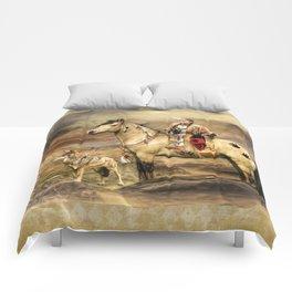 Indian Spirit Comforters