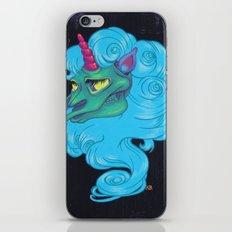 Unicorn Skull iPhone & iPod Skin
