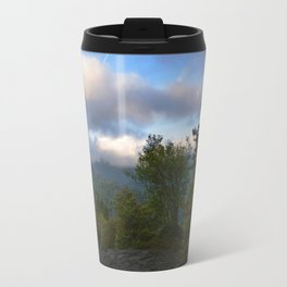 Adventure up to Alum Cave Travel Mug