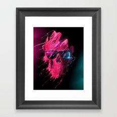 Life in Death II Framed Art Print
