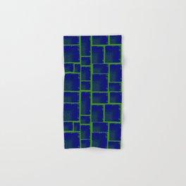 Vibrant Tetris Hand & Bath Towel
