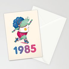 1985 Stationery Cards