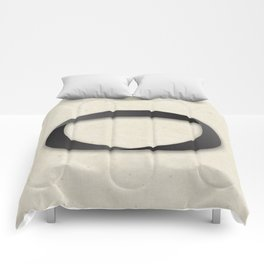 Möbius strip Comforters
