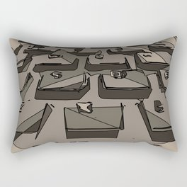 ZXC Rectangular Pillow