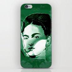 FRIDAmorphosis iPhone & iPod Skin