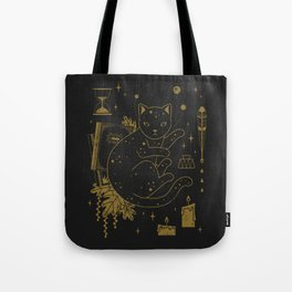 Magical Assistant Tote Bag