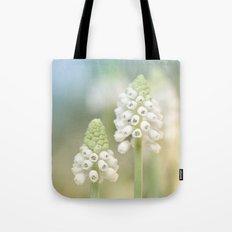 Dreamy Grape Hyacinth.... Tote Bag